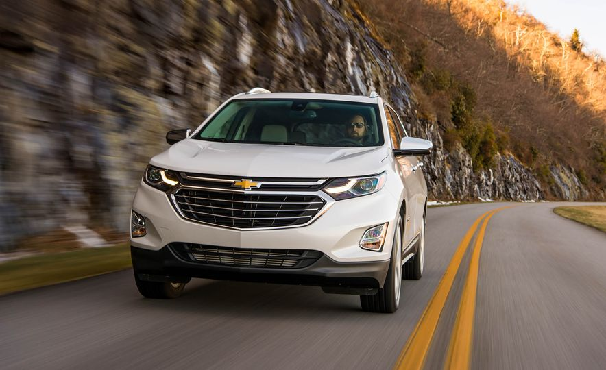 2018 Chevrolet Equinox - Slide 5