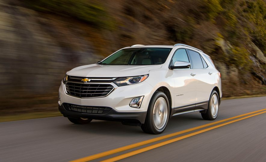 2018 Chevrolet Equinox - Slide 6