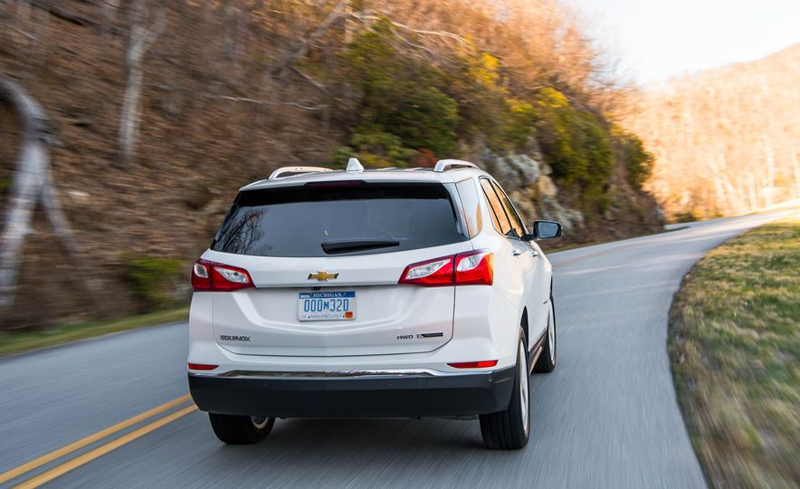 2018 Chevrolet Equinox - Slide 7