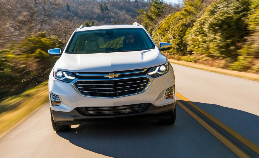 2018 Chevrolet Equinox - Slide 8