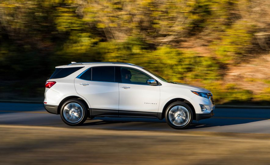 2018 Chevrolet Equinox - Slide 9