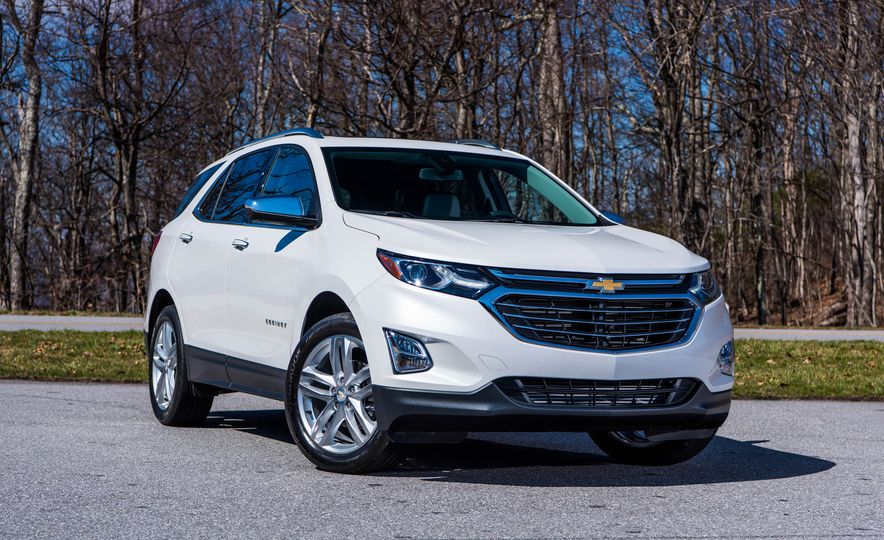 2018 Chevrolet Equinox - Slide 11