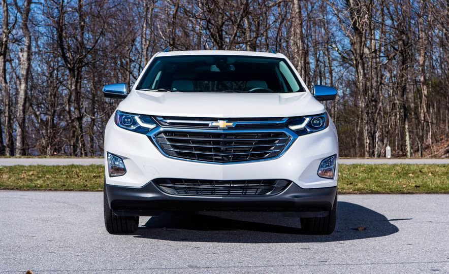 2018 Chevrolet Equinox - Slide 12