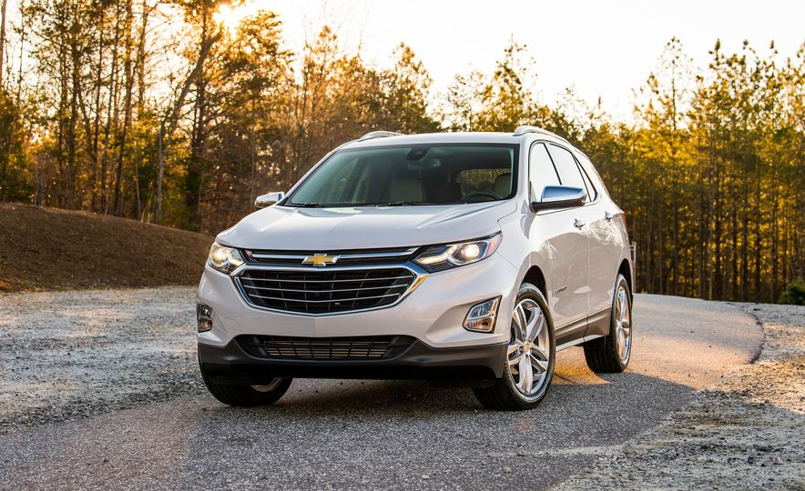 2018 Chevrolet Equinox - Slide 15