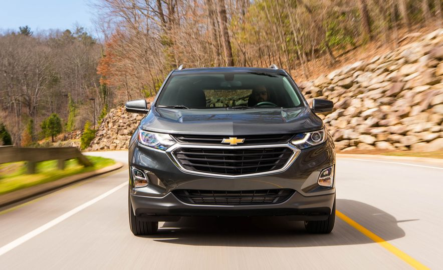 2018 Chevrolet Equinox - Slide 37