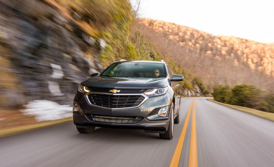2018 Chevrolet Equinox - Slide 38