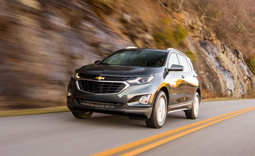 2018 Chevrolet Equinox - Slide 39