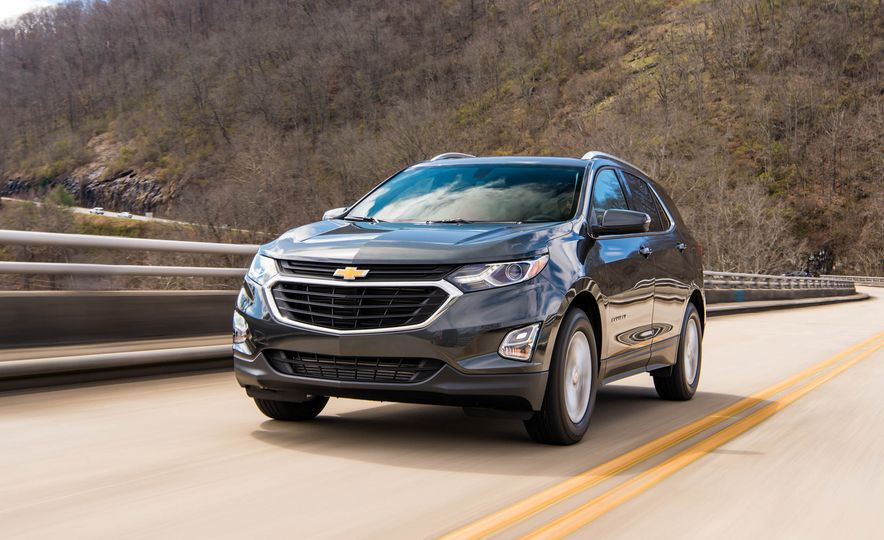 2018 Chevrolet Equinox - Slide 40