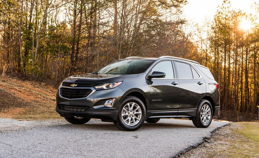 2018 Chevrolet Equinox - Slide 43