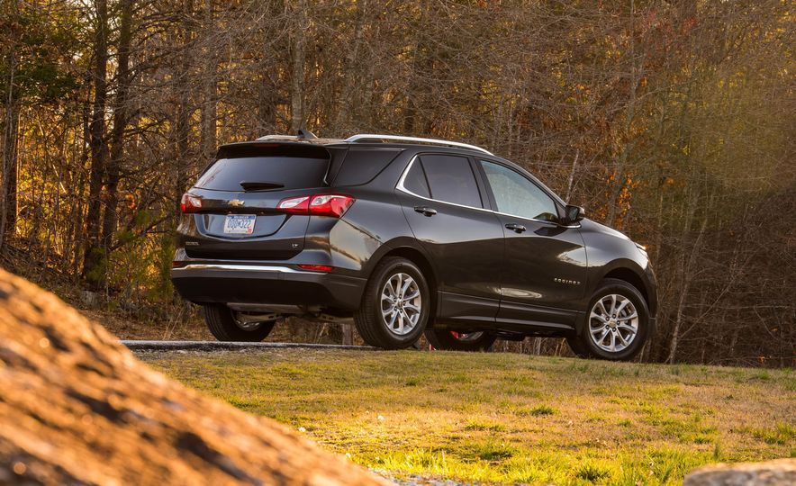 2018 Chevrolet Equinox - Slide 44