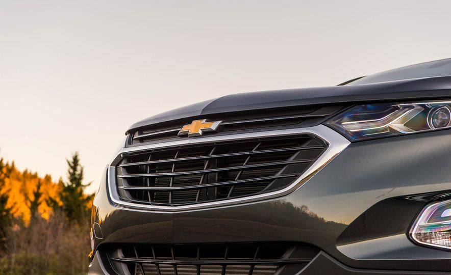 2018 Chevrolet Equinox - Slide 45