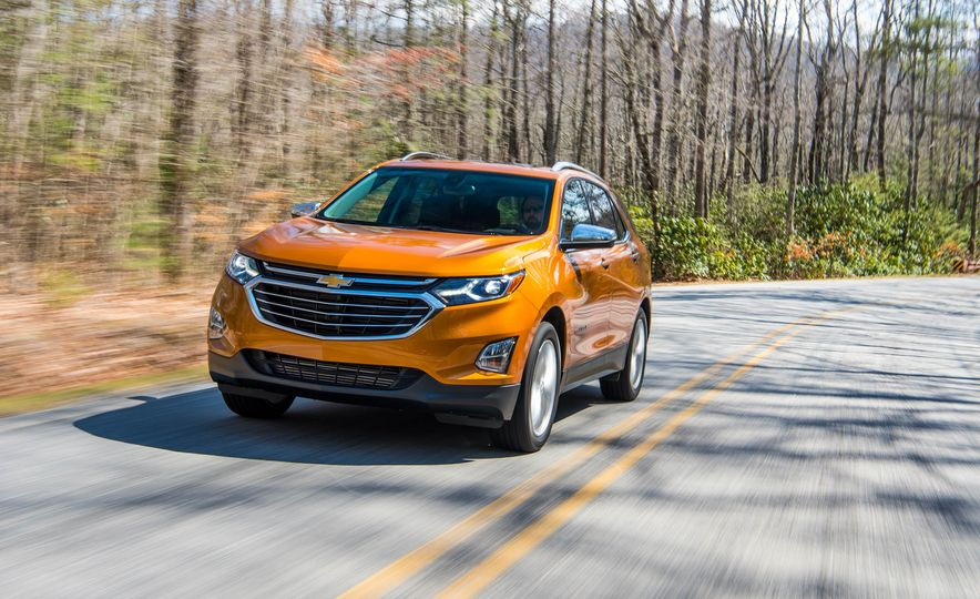 2018 Chevrolet Equinox - Slide 58