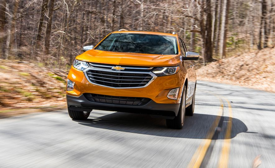 2018 Chevrolet Equinox - Slide 59