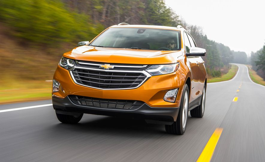 2018 Chevrolet Equinox - Slide 61