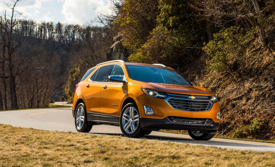 2018 Chevrolet Equinox - Slide 63