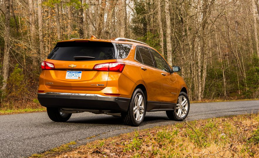 2018 Chevrolet Equinox - Slide 66