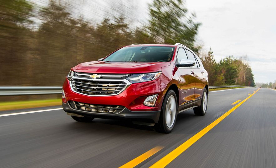 2018 Chevrolet Equinox - Slide 70