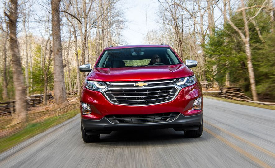 2018 Chevrolet Equinox - Slide 71