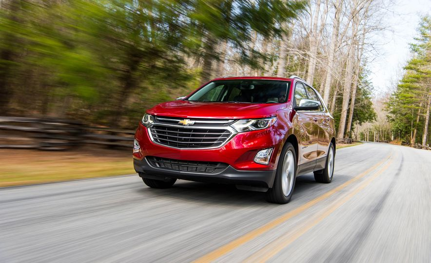 2018 Chevrolet Equinox - Slide 72