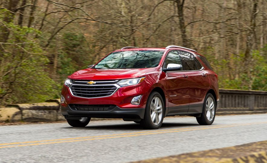 2018 Chevrolet Equinox - Slide 73