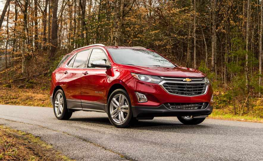2018 Chevrolet Equinox - Slide 74