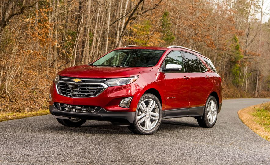 2018 Chevrolet Equinox - Slide 75