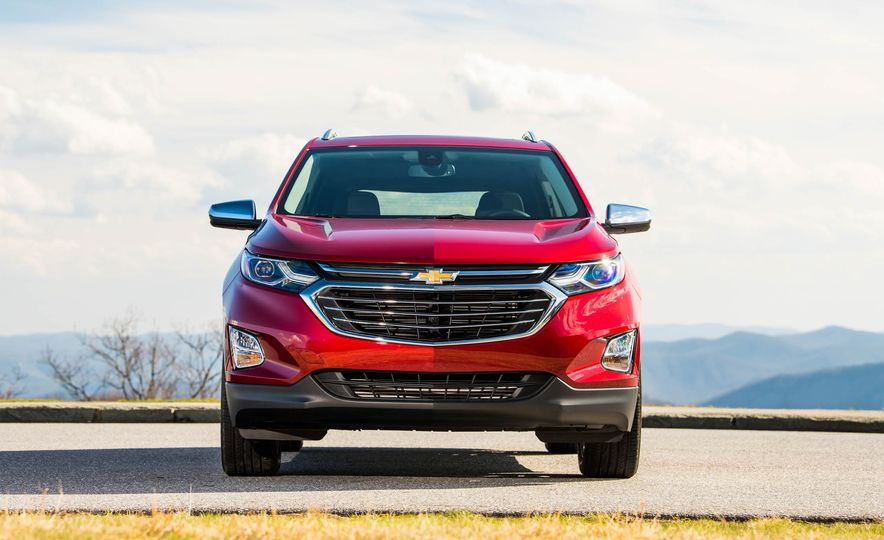 2018 Chevrolet Equinox - Slide 77