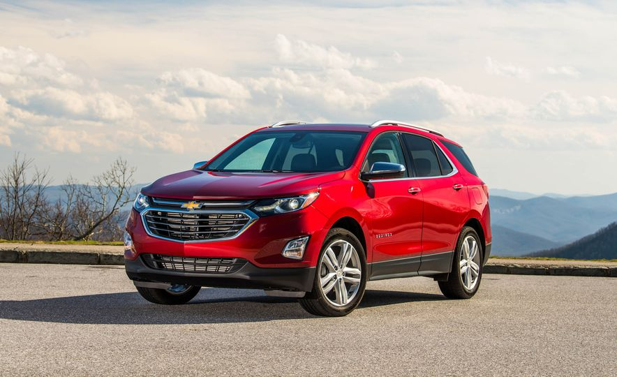 2018 Chevrolet Equinox - Slide 78