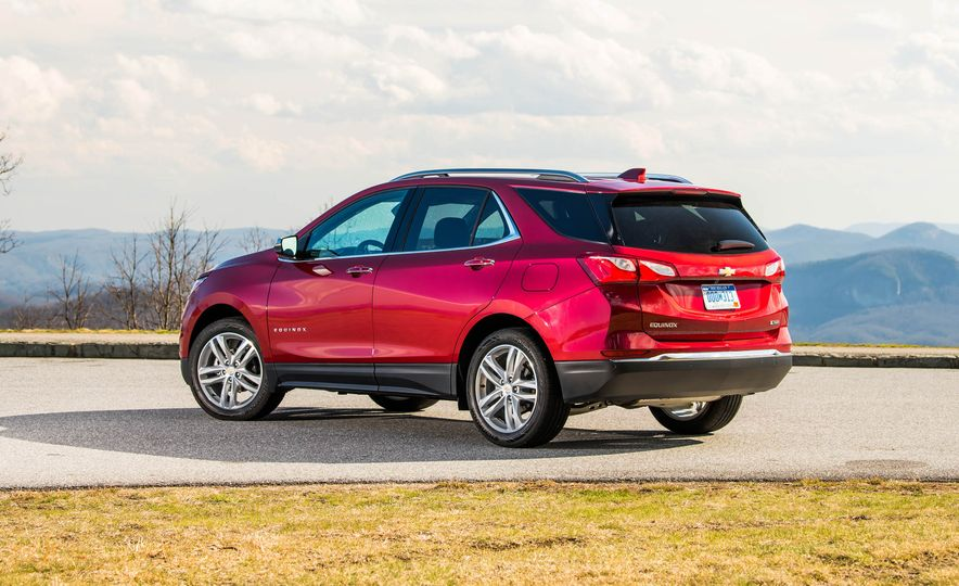 2018 Chevrolet Equinox - Slide 80