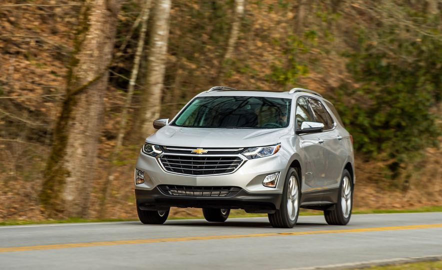 2018 Chevrolet Equinox - Slide 85