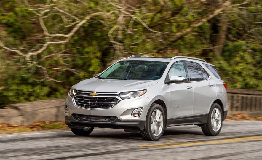 2018 Chevrolet Equinox - Slide 86