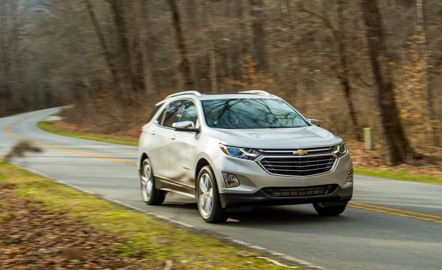 2018 Chevrolet Equinox - Slide 87