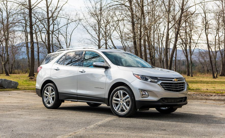 2018 Chevrolet Equinox - Slide 89