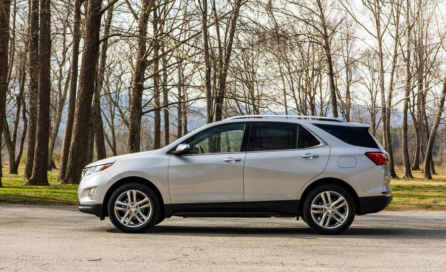 2018 Chevrolet Equinox - Slide 90