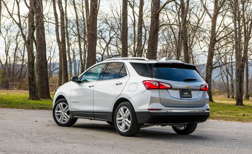 2018 Chevrolet Equinox - Slide 91