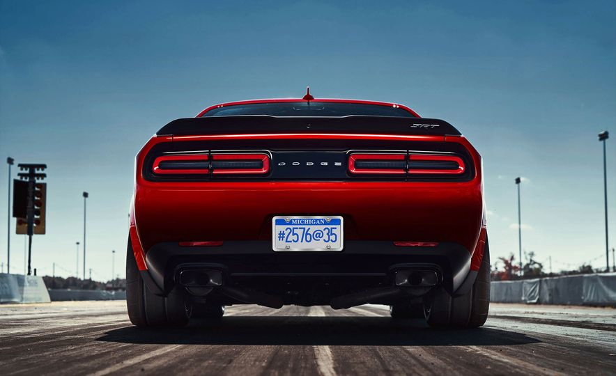 2018 Dodge Challenger SRT Demon - Slide 8