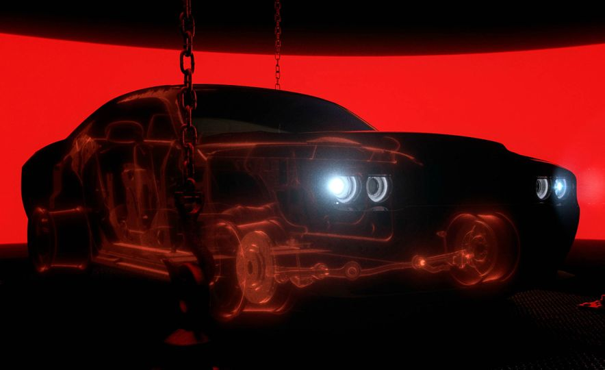 2018 Dodge Challenger SRT Demon - Slide 12