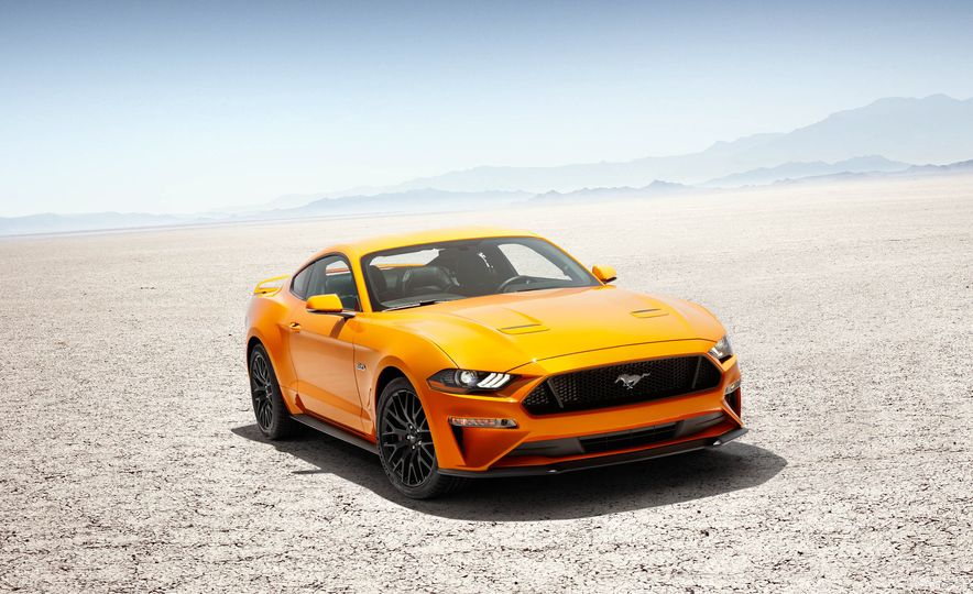 2018 Ford Mustang GT500 (spy photo) - Slide 32