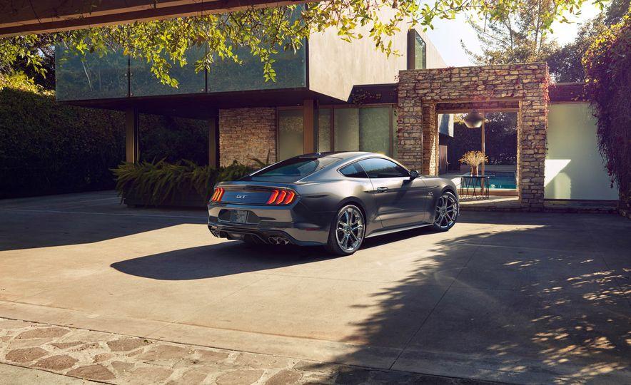 2020 Ford Mustang Shelby GT500 (artist's rendering) - Slide 9