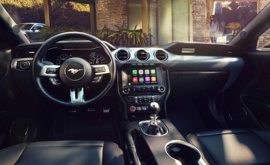 2020 Ford Mustang Shelby GT500 (artist's rendering) - Slide 10