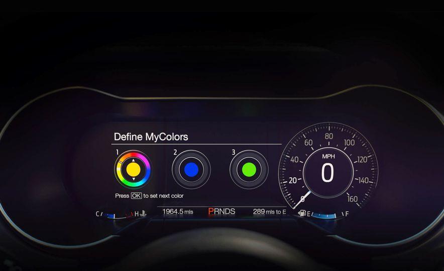 2020 Ford Mustang Shelby GT500 (artist's rendering) - Slide 12