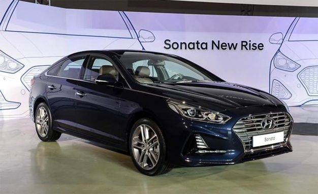 Sonata, Sonata, Where Are You, Refreshed Hyundai Sonata? You're Only a Korean Market Away!