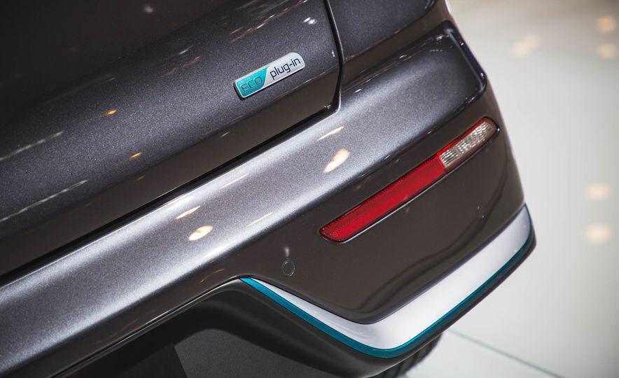 2018 Kia Niro plug-in hybrid - Slide 7