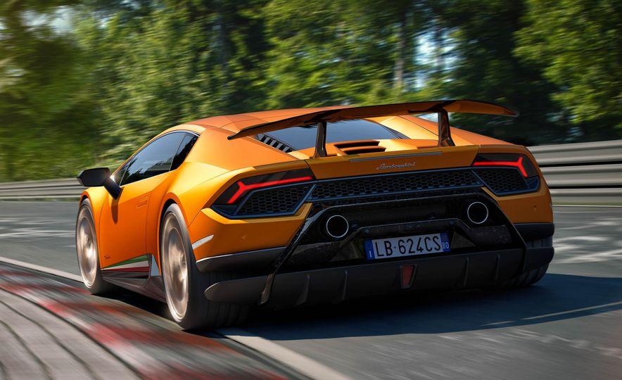 2018 Lamborghini Huracan Performante - Slide 23