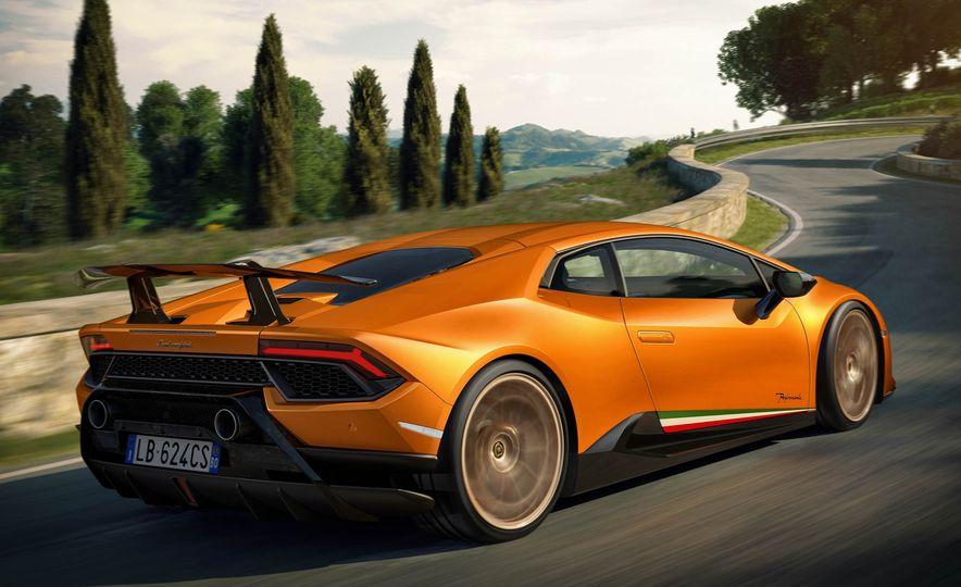 2018 Lamborghini Huracan Performante - Slide 26