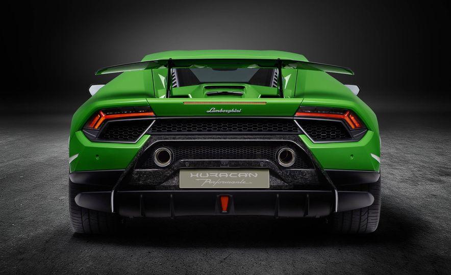 2018 Lamborghini Huracan Performante - Slide 32