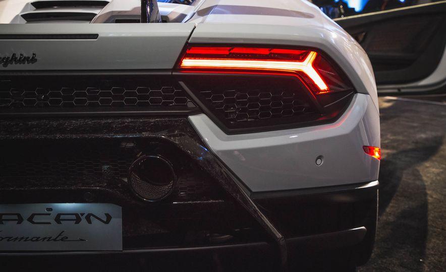 2018 Lamborghini Huracan Performante - Slide 17