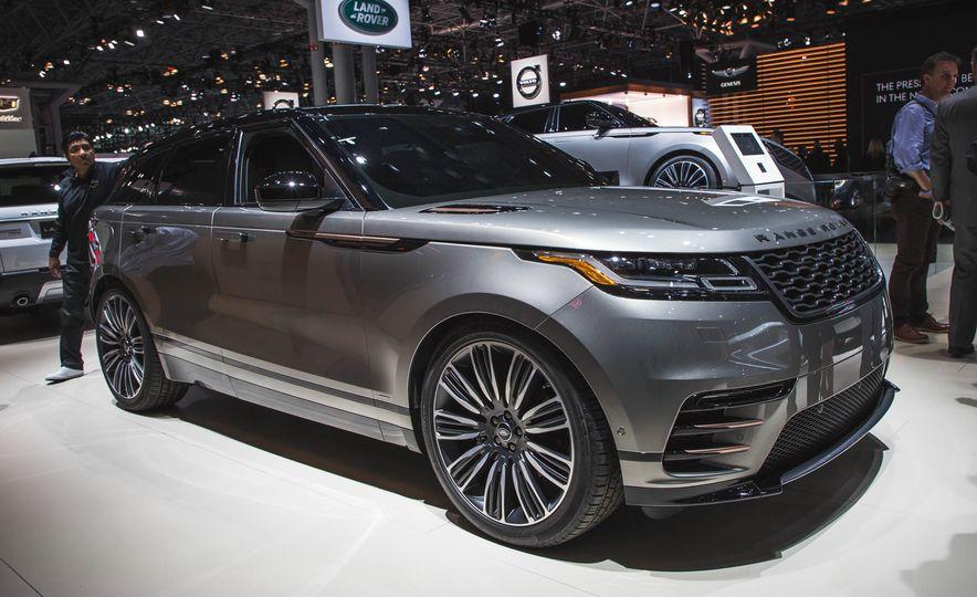 2018 Land Rover Range Rover Velar - Slide 1