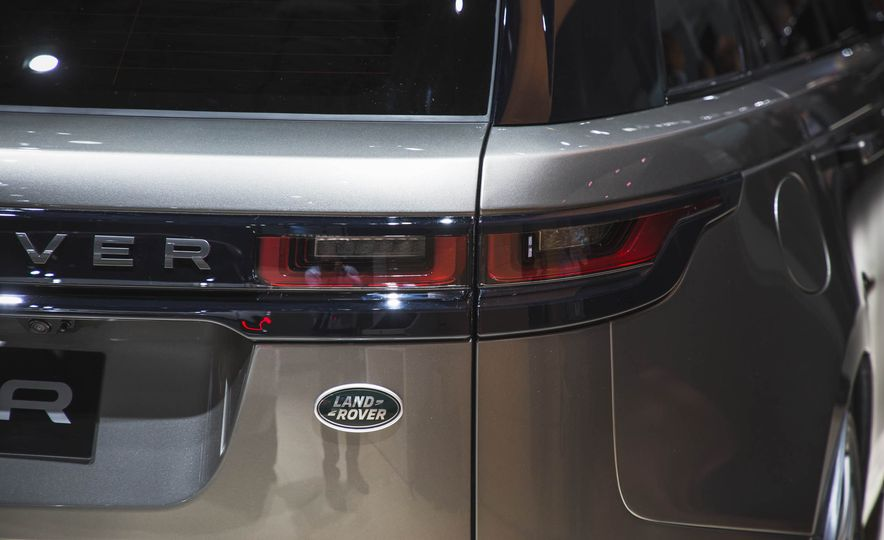 2018 Land Rover Range Rover Velar - Slide 5