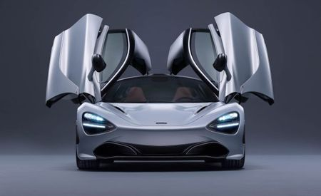 A Bigger Mac? McLaren Adopting Scalable Architecture, Continuing EV Development